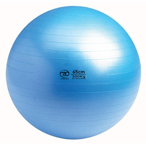 Anti-Burst Swiss Ball 65cm, 300kg load rating
