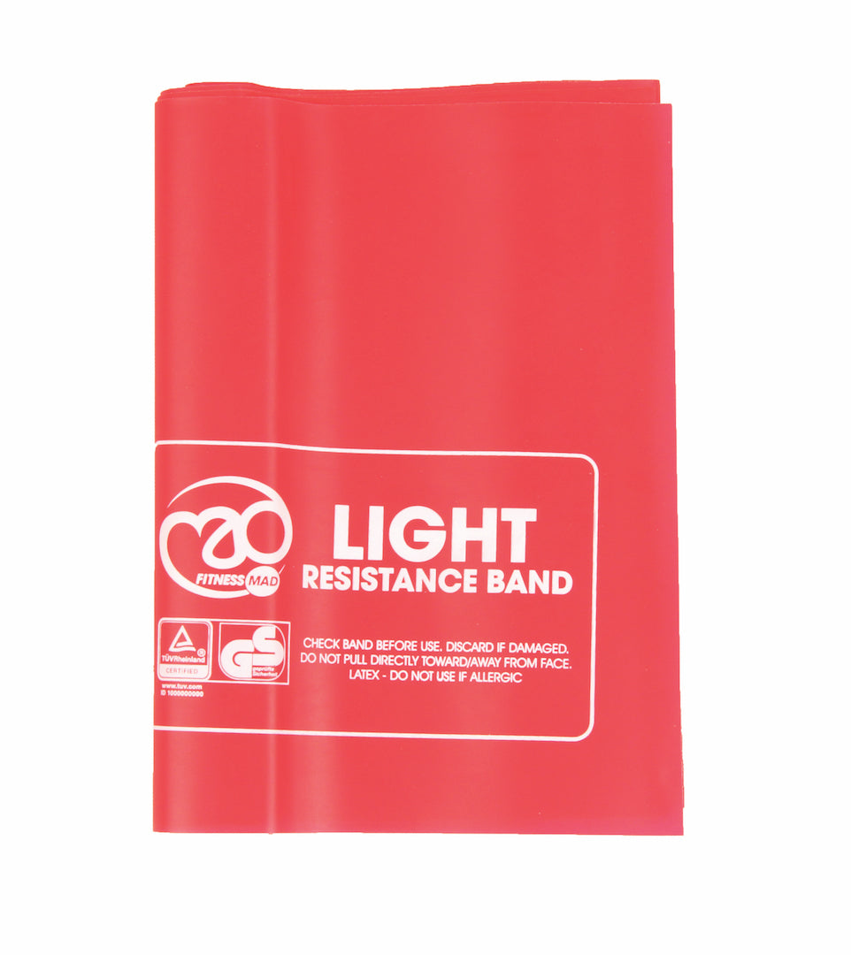 Fitness Mad Resistance Band Light (band only)