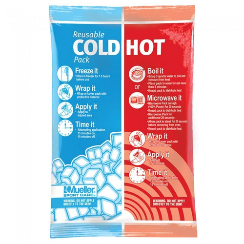 Mueller Reusable Hot/Cold Therapy Pack 6
