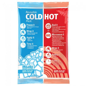 "Mueller Reusable Hot/Cold Therapy Pack 6"" x 9"""