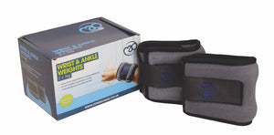 Fitness Mad 0.5kg Wrist / Ankle Weights  - Pair