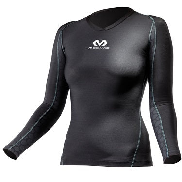 McDavid Women's  Targeted Compression Top