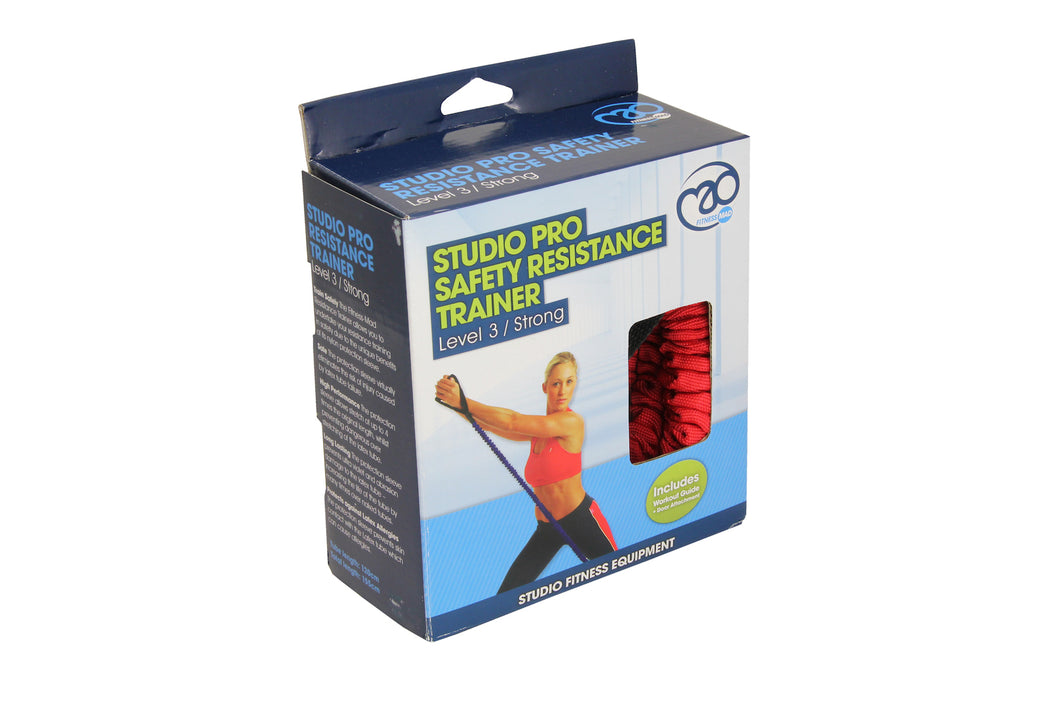 Fitness Mad Safety Resistance Trainer - Strong