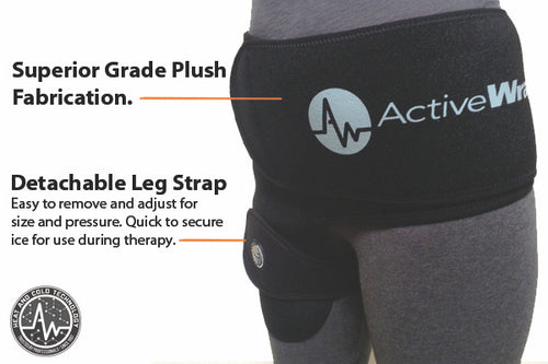 Activewrap Hip Ice Heat Wrap