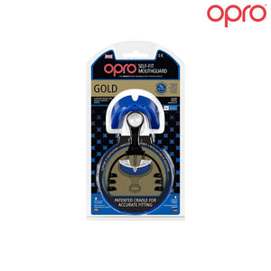 OPRO GEN3 Gold Self-Fit Mouthguard