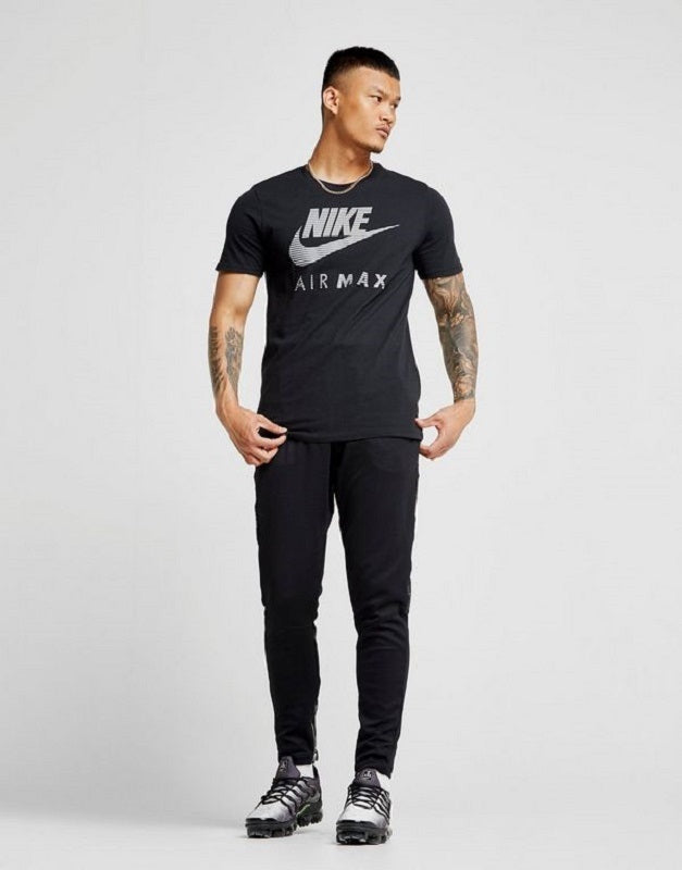 Nike Air Max Tee Shirt (Mens - Black / White)