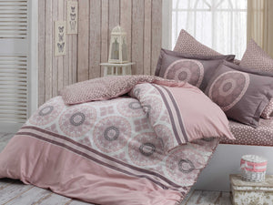 Organic-Natural-eco-friendly-cotton-sateen-quilt-cover-set-Diana-dusky-pink-queen-size