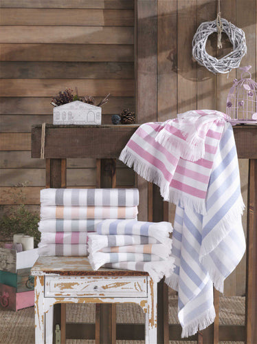 Strippe Hand Towel