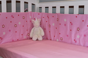 organic-natural-cotton-baby-half-cot-bumper-big-star-pink-jersey-fitted-sheet-unicorn