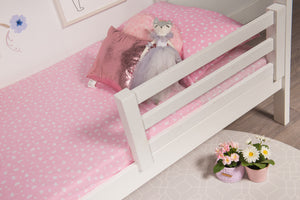 Princess Pink Single Quilt Cover set