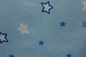 organic-natural-eco-friendly-blue-star-half-cot baby-bumper-close-up-image