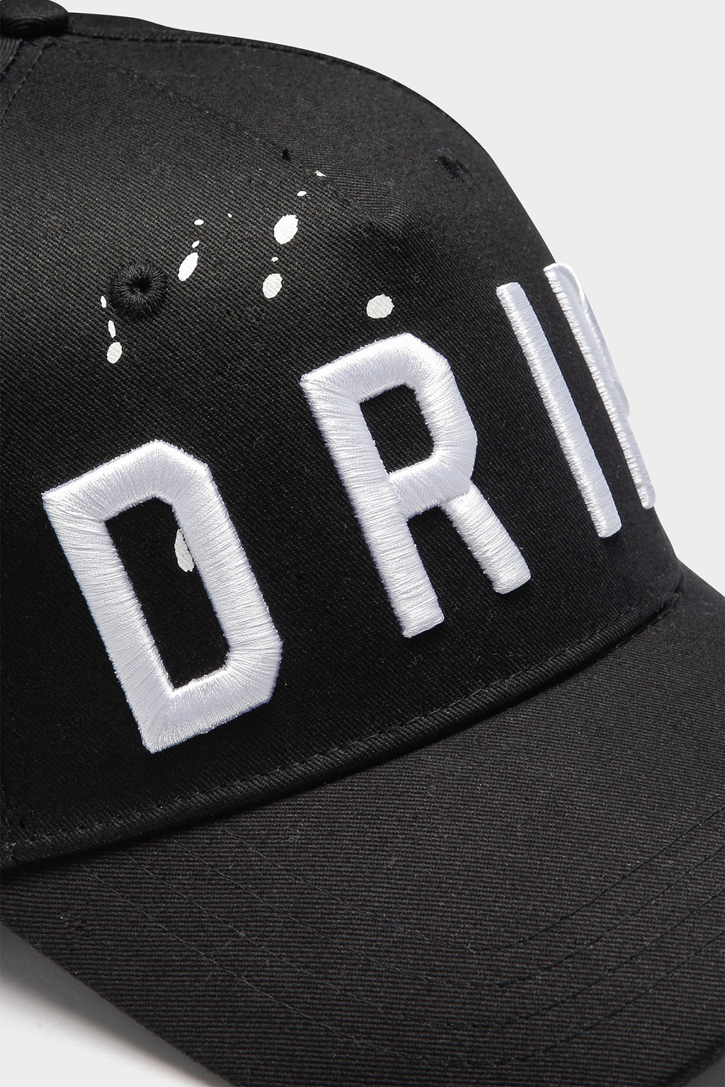"Distressed ""DRIP"" Embroidered Trucker Cap - Street Svpply"