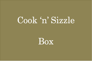 Cook 'n' Sizzle Box