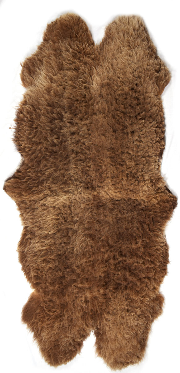 Quad Sheepskin Rug (Medium Wool) #106