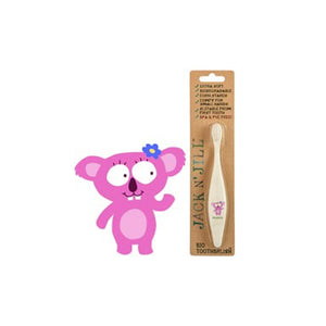 Brosse à dents biodégradable Koala