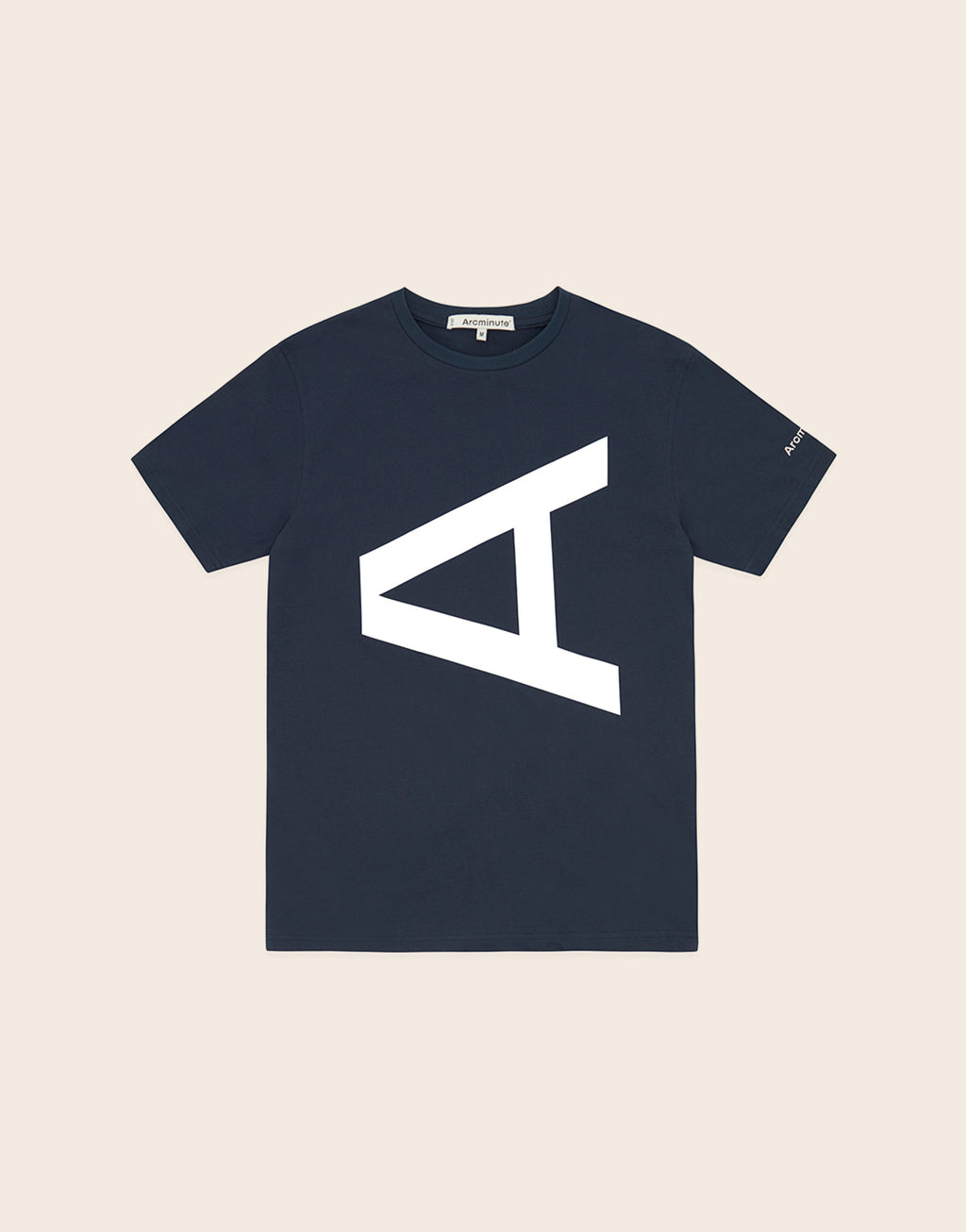Atlantic T-Shirt Navy - Arcminute