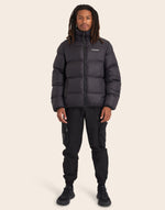 Soho V1 Puffer Jacket Black