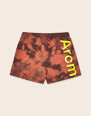 Anthony Shorts Orange - Arcminute