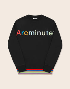 Gyasi Sweater Black - Arcminute