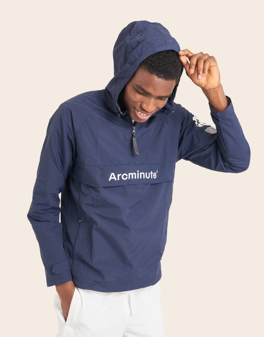GTM Windbreaker Navy