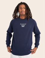 Launcelot Sweater Navy