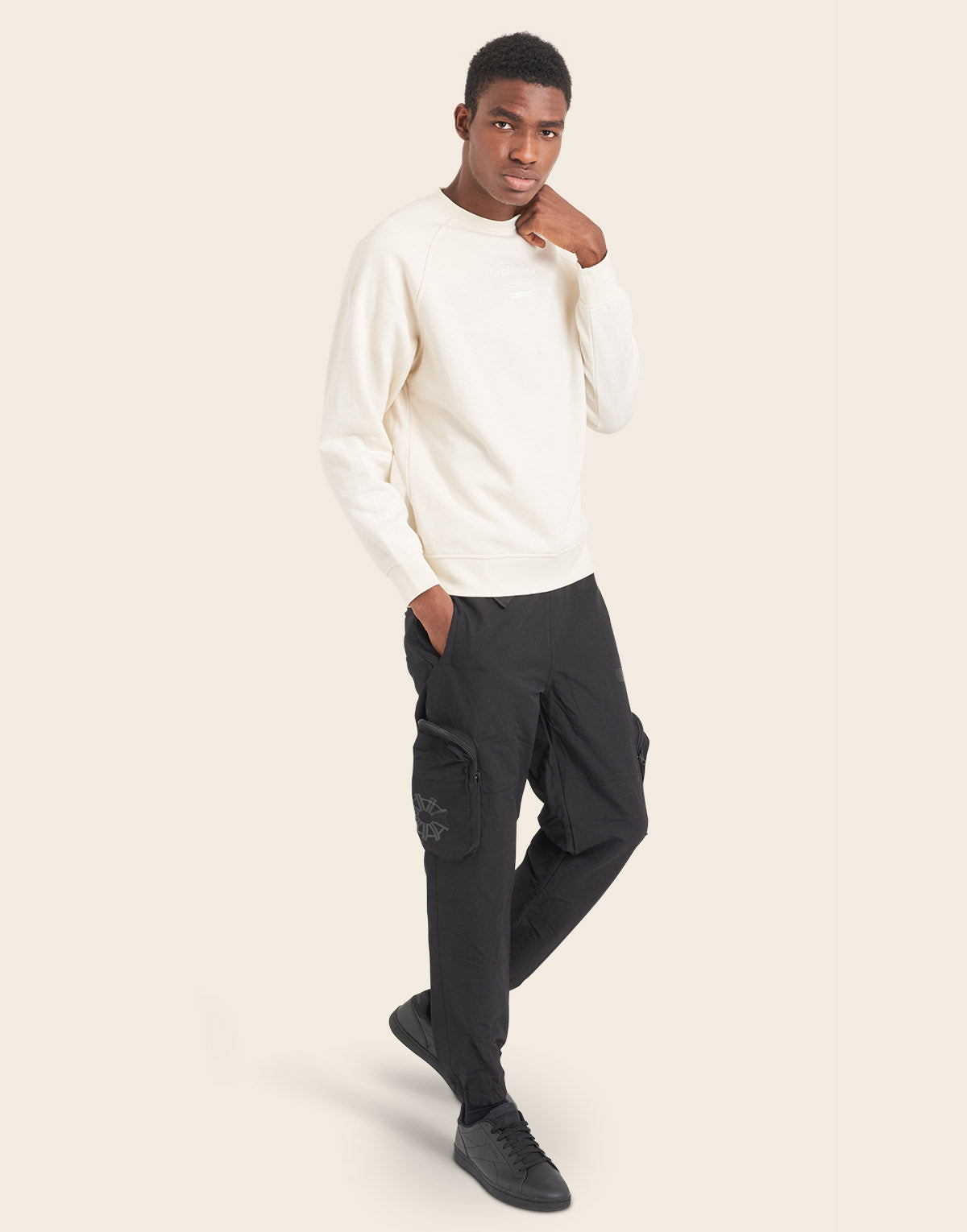 Launcelot Sweater Off White