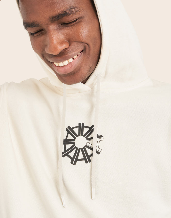 Alwold Hoodie Off White