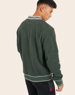 Earheart Sweater Deep Forest