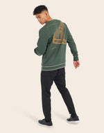 Edison Sweater Deep Forest