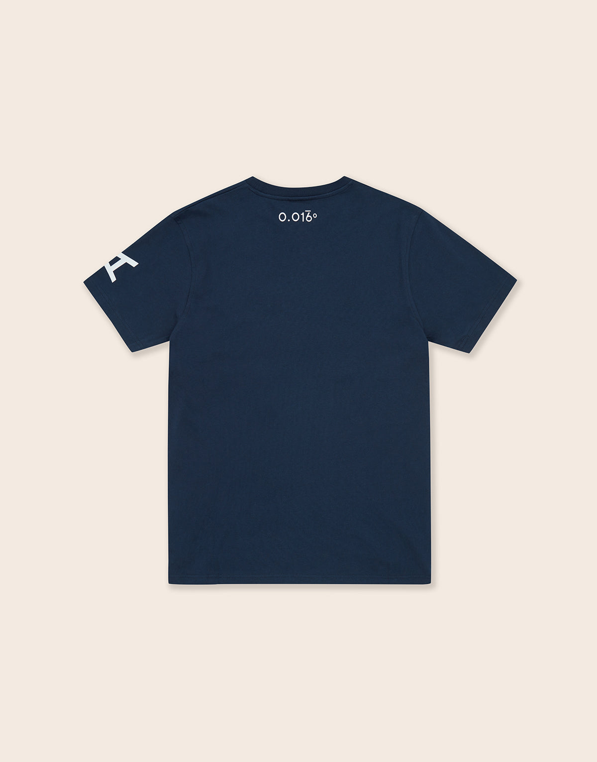 Vining T-Shirt Navy - Arcminute