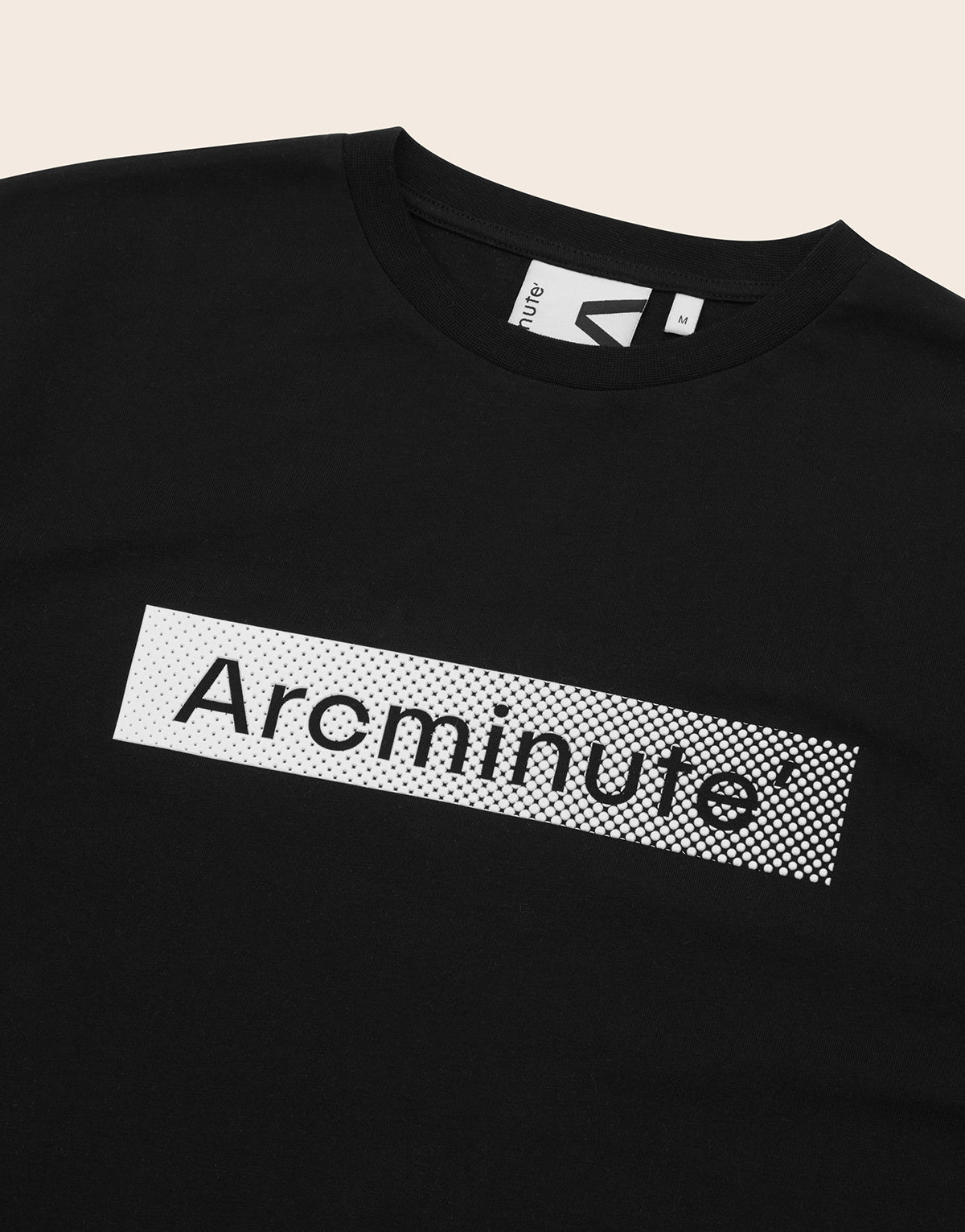 Electric T-Shirt Black - Arcminute