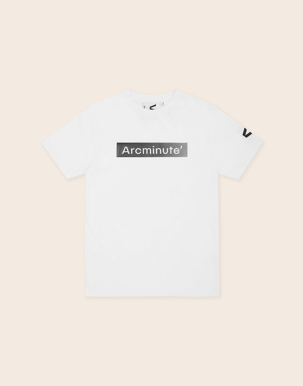 Electric T-Shirt White - Arcminute