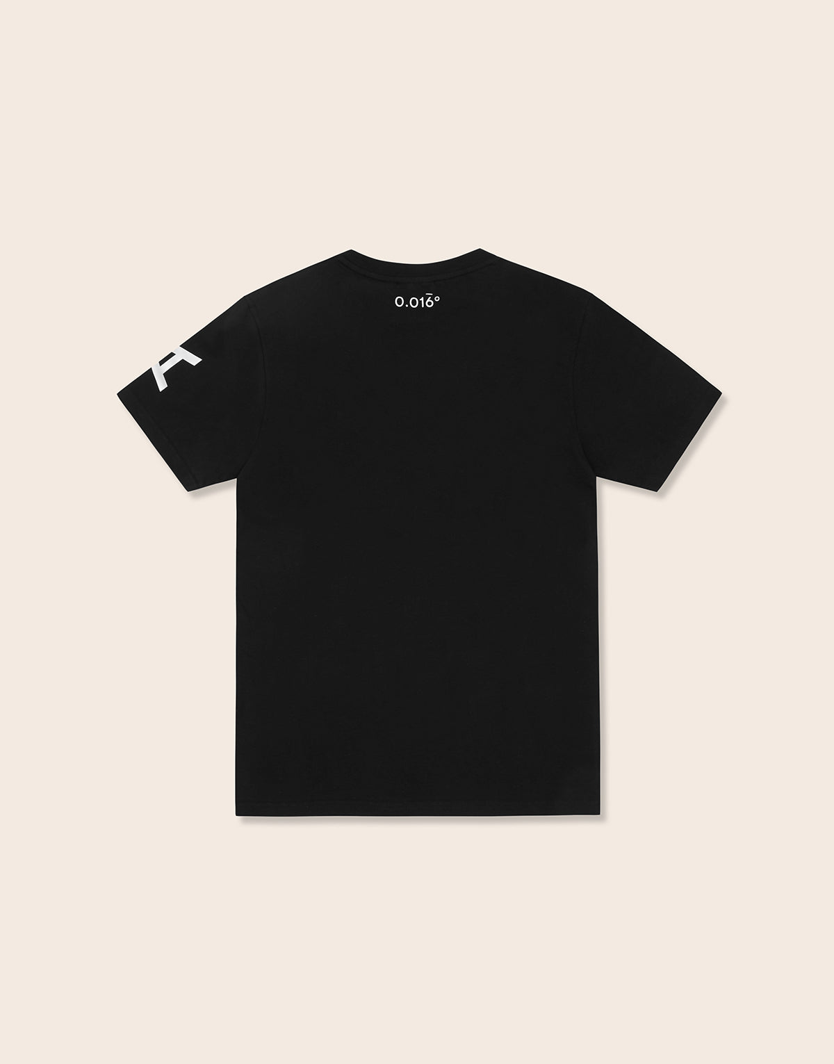 Idris T-Shirt Black - Arcminute