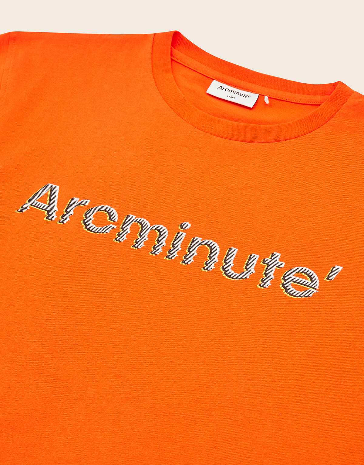 Dave T-Shirt Orange - Arcminute
