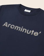 Dave T-Shirt Navy - Arcminute