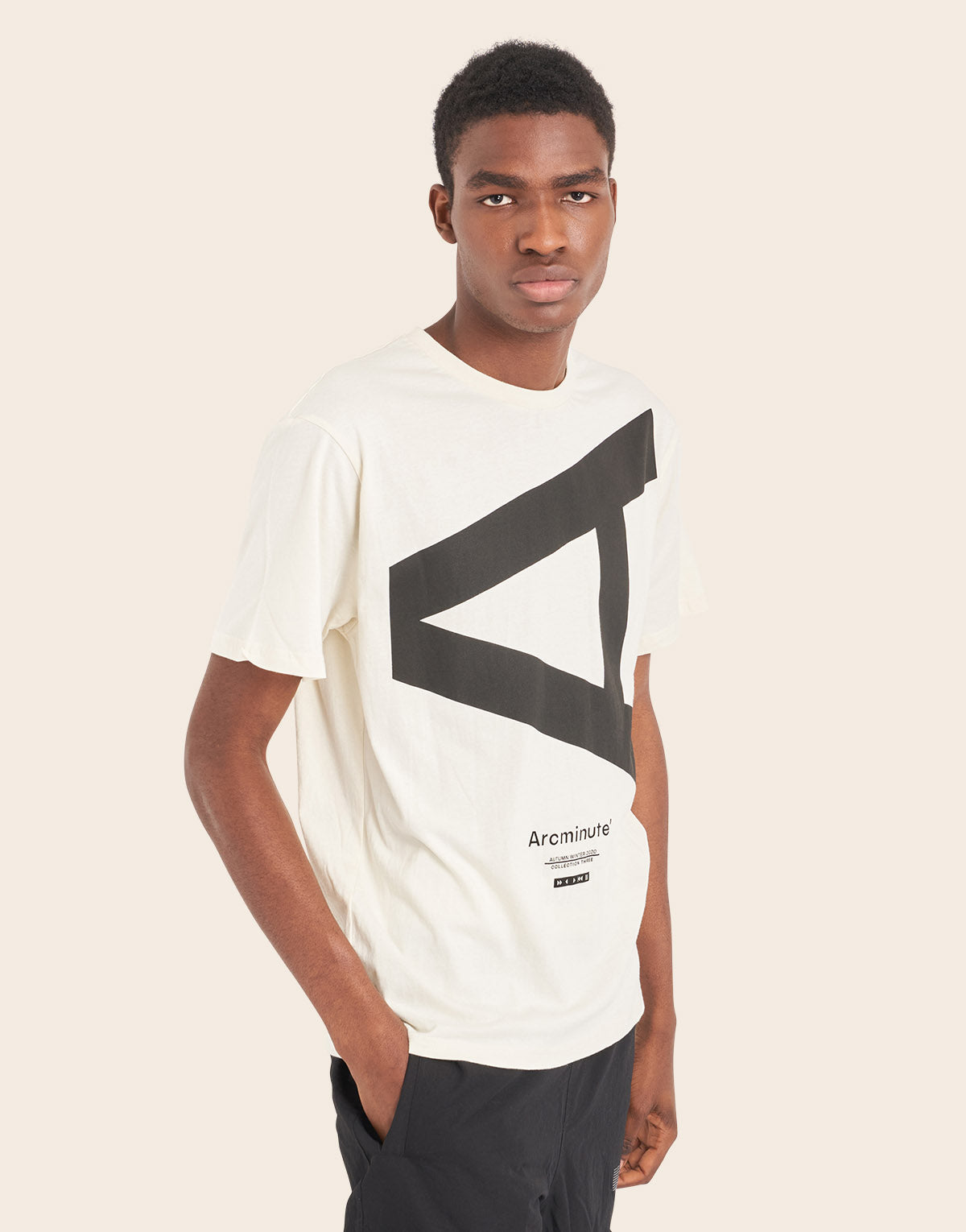 Whitby T-Shirt Off White