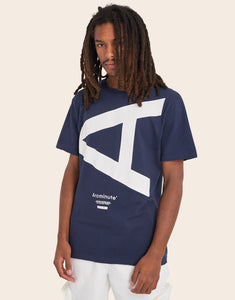 Whitby T-Shirt Navy