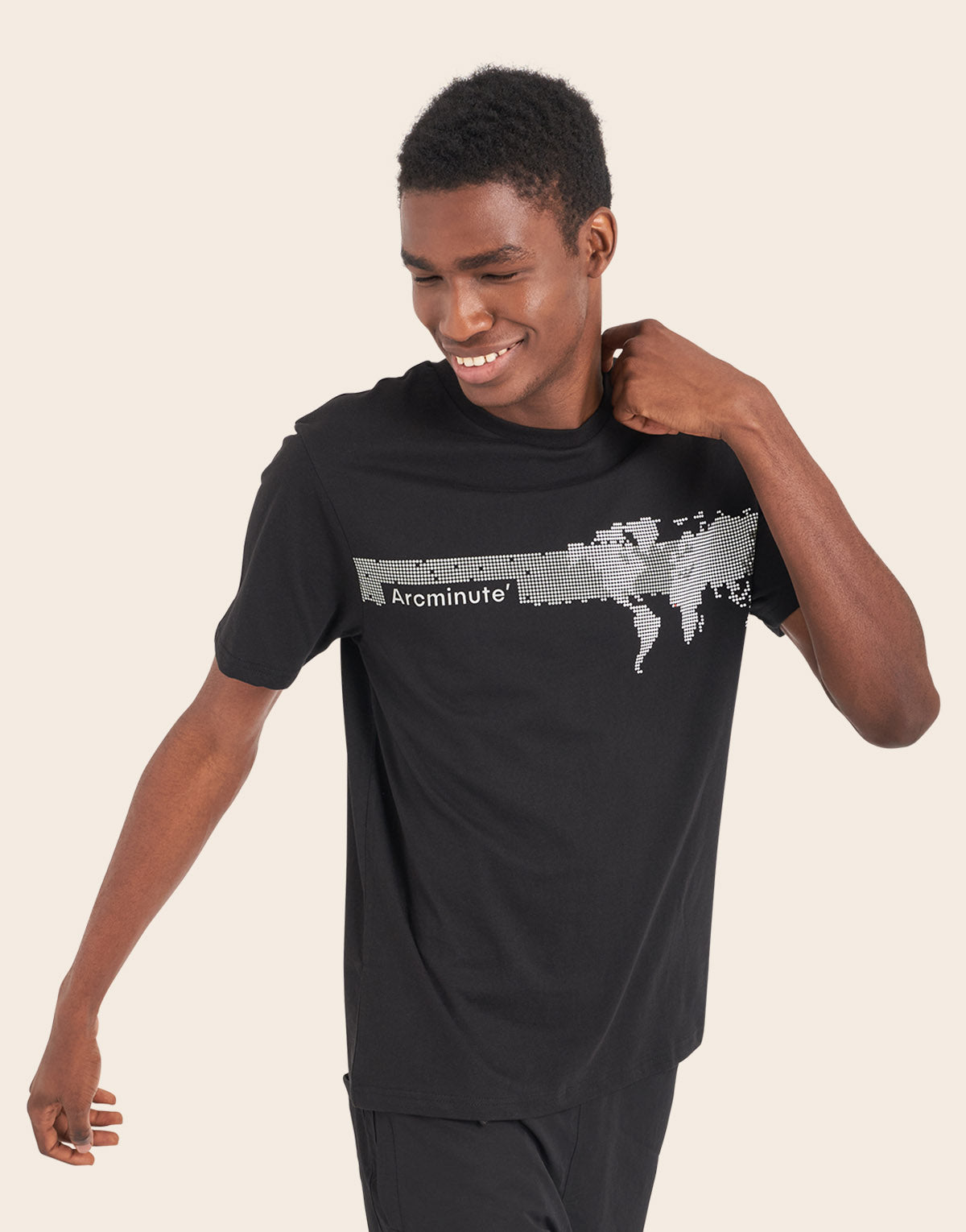 Romney T-Shirt Black
