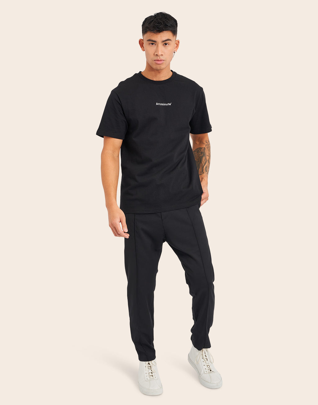 Thomas T-Shirt Black