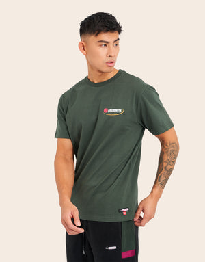 Christopher T-Shirt Deep Forest