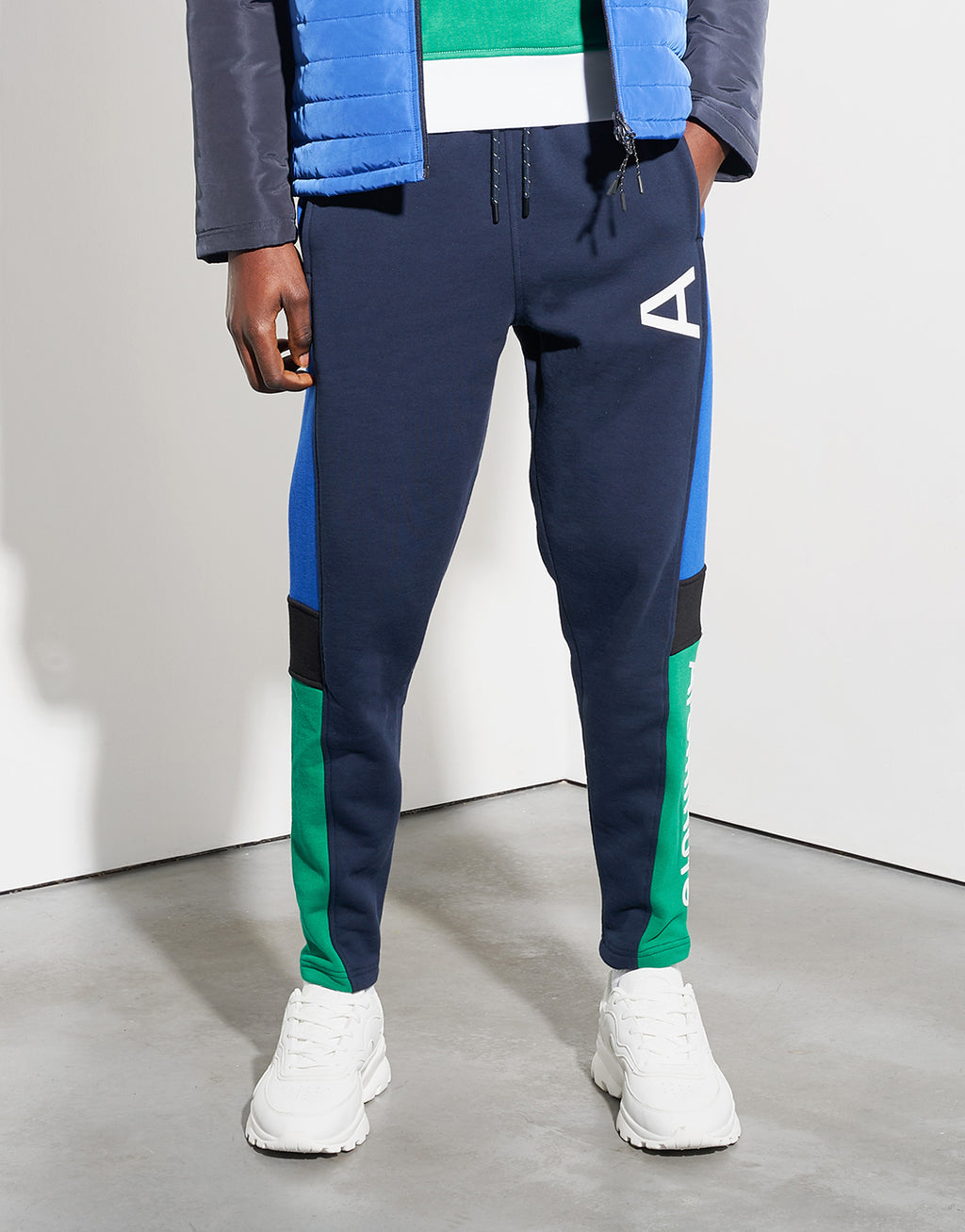 Alexey Joggers Navy - Arcminute