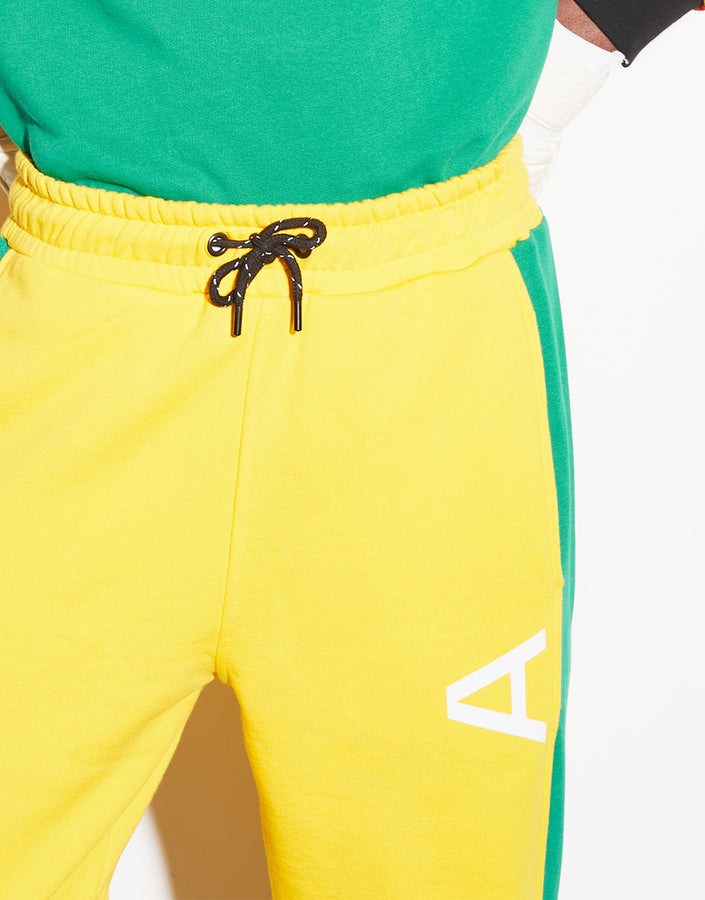 Alexey Joggers Yellow - Arcminute
