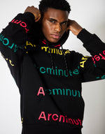 Appolo Hoodie Black - Arcminute