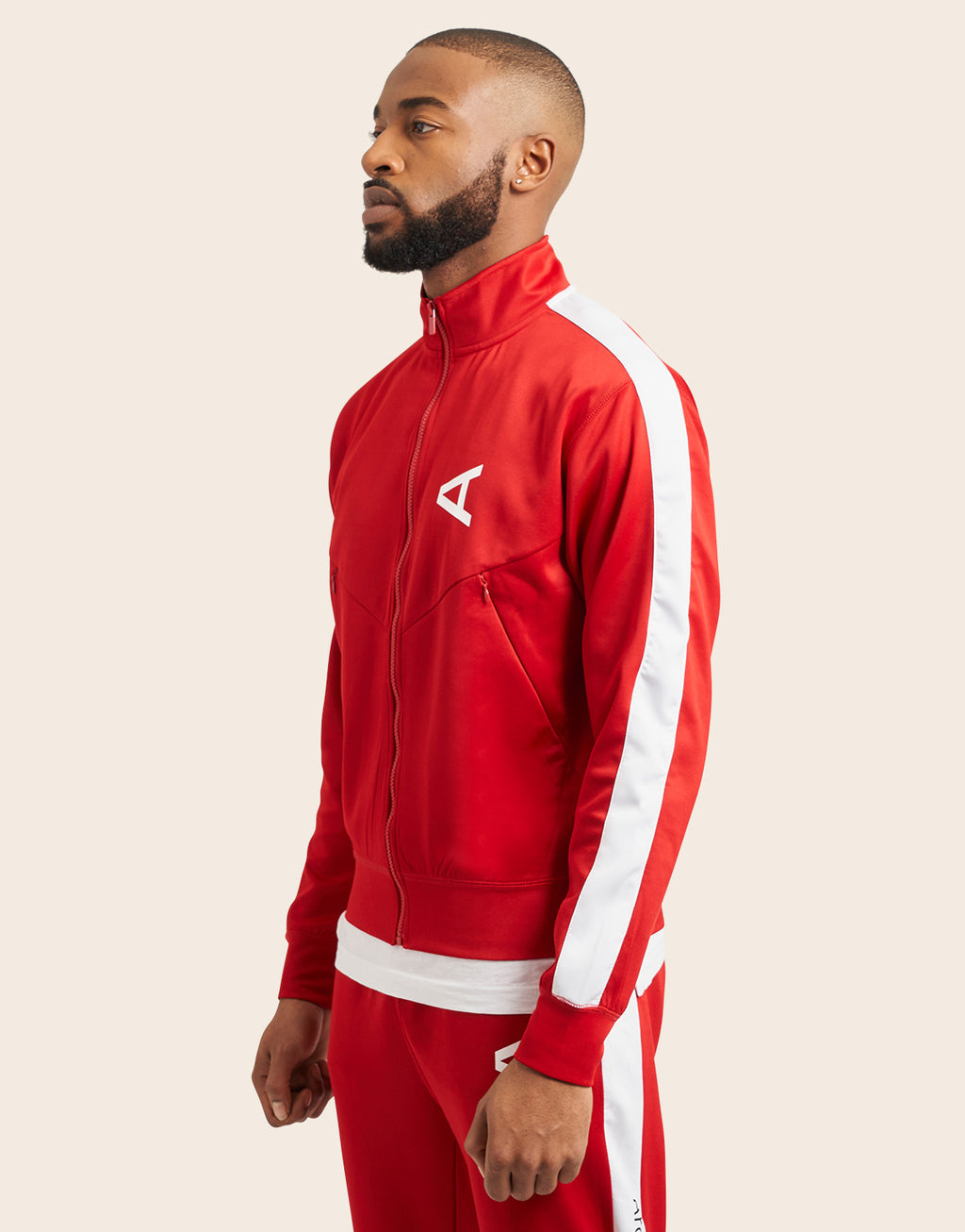 Pilot Track Top Red - Arcminute
