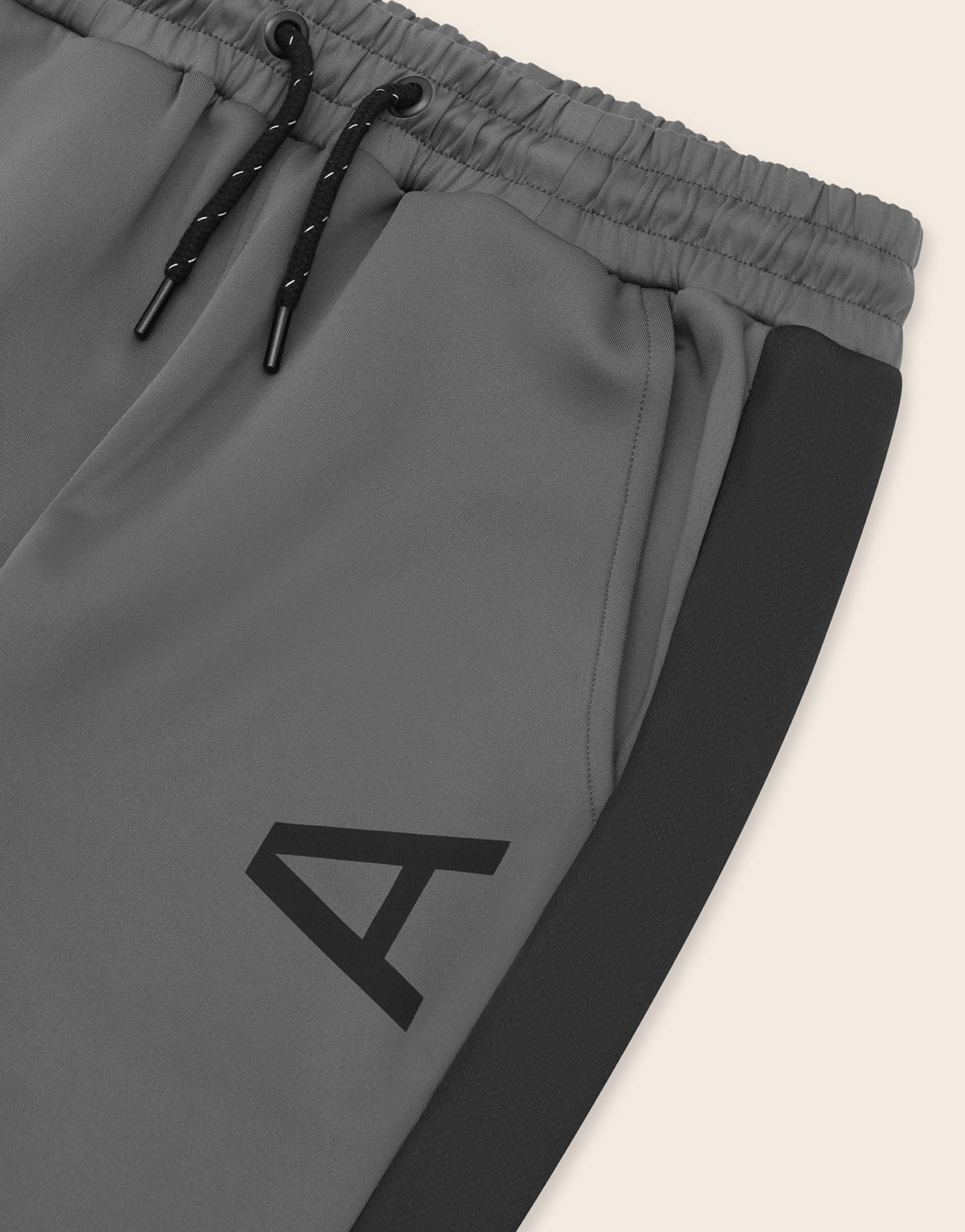 Miletus Joggers Grey & Black - Arcminute