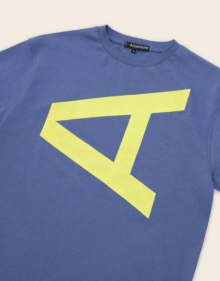 Tolemy T-Shirt Blue - Arcminute