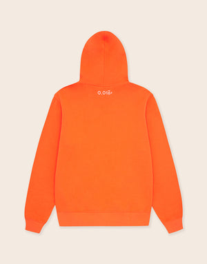 Pascal Hoodie Orange - Arcminute