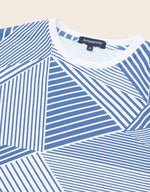 Napier T-Shirt Blue - Arcminute