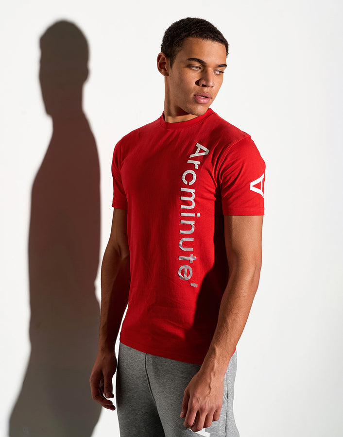 Clarewood T-Shirt Red - Arcminute