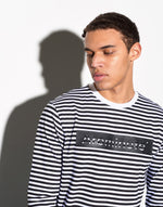 Track T-Shirt Striped - Arcminute